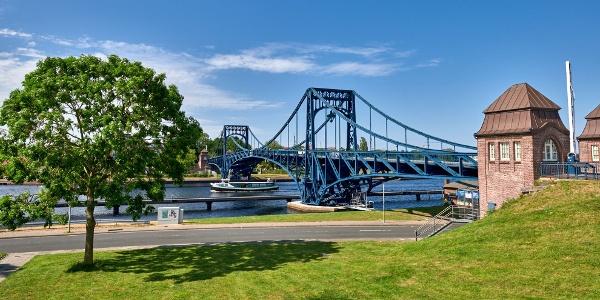 Kaiser-Wilhelm-Brücke Wilhelmshaven, Foto: Achim Meurer