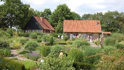 Heilkräutergarten Emsbüren