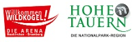 Logo Wildkogel-Arena - Ferienregion Nationalpark Hohe Tauern
