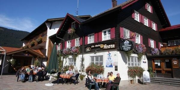 Urhaus Familotel Krone