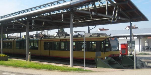 Bahnhof Menzingen