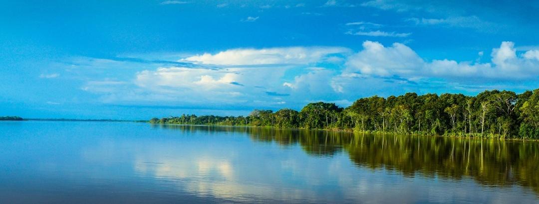 Rio Amazonas - Brasil