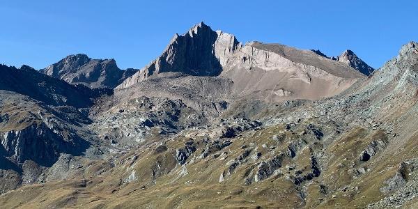 Blick vom Mullwitzkogel auf die Quirlspitze