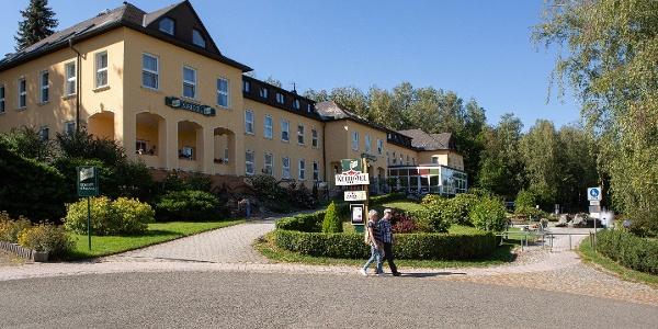 Kurhotel Bad Schlema mit Restaurant 2000Acht
