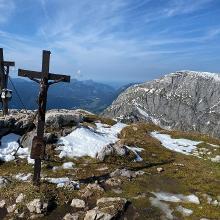 Gipfel vom Schneibstein