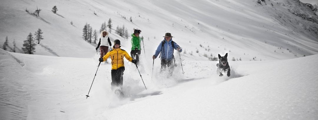 Skitouren im Lungau