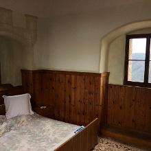 Schönstes Schlafzimmer hoch im Torturm