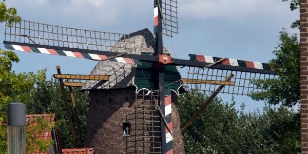 Historische Stadtwindmühle Kalkar