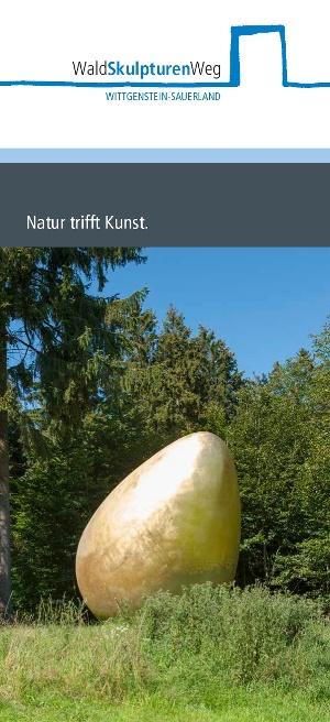 Titel WaldSkulpturenWeg