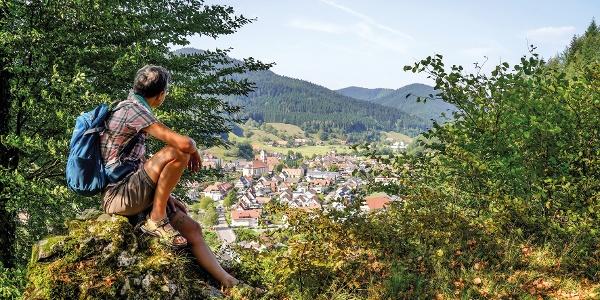 Heimatwegle-Kirche in Oberwolfach