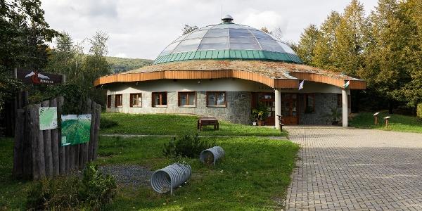 A Bechtold István Természetvédelmi Látogatóközpont