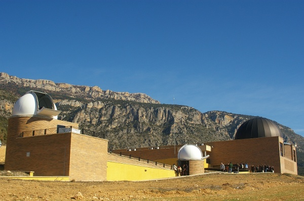Sternwarte Montsec