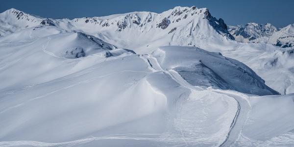 Winterwandern Davos Klosters