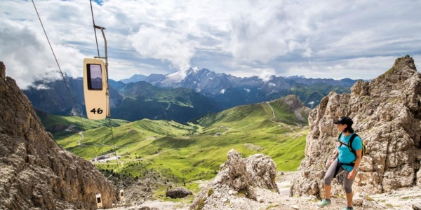 Saslonch - Dolomites Val Gardena