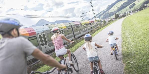Pustertale Radweg Innichen - Bruneck