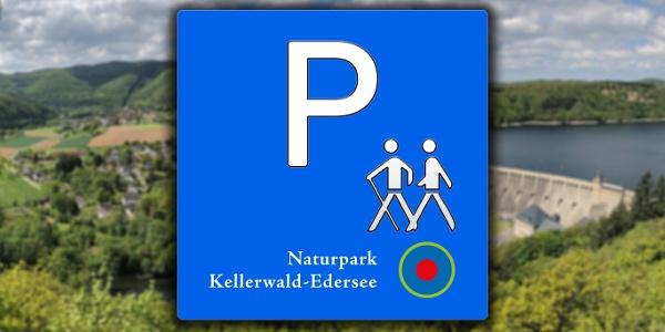Wanderparkplatz Naturpark Kellerwald-Edersee