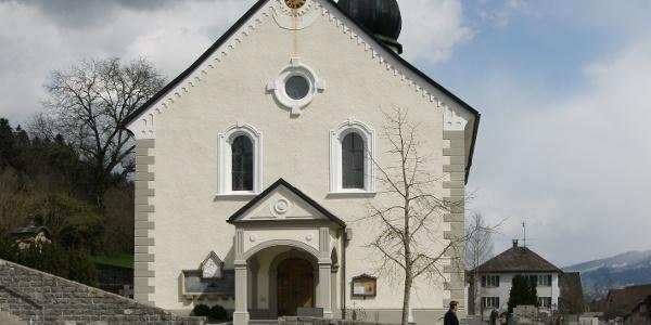 Doren, Katholische Pfarrkirche Heiliger Johannes Nepomuk