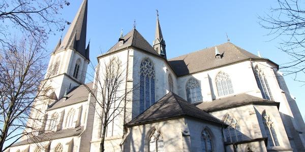 St. Ida Wallfahrtsbasilika, Lippetal-Herzfeld