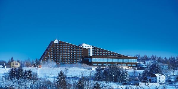 IFA Hotel & Ferienpark im Winter