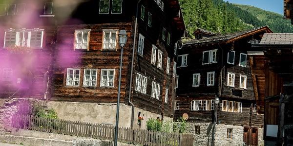 Bergdorf Geschinen