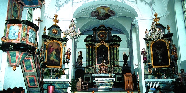 Pfarrkirche St. Joseph Bettelwil