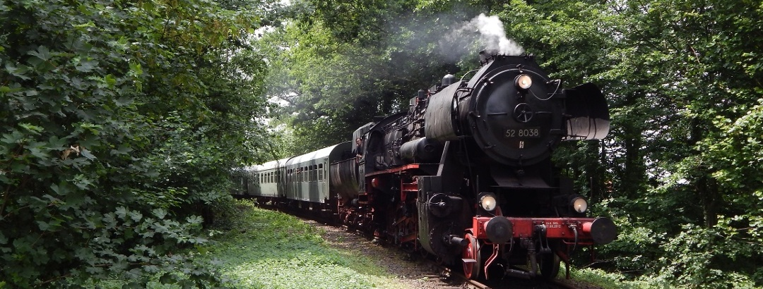 Dampfeisenbahn Weserbergland