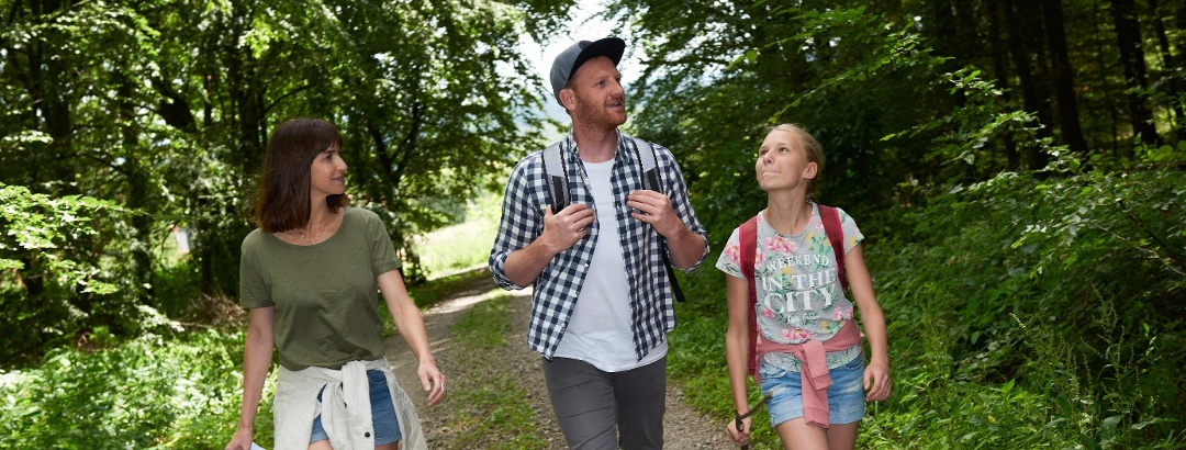 Wanderer im Schaumburger Land