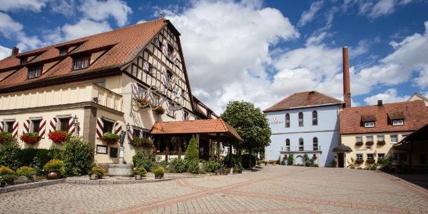 Brauerei Gasthof Hotel Landwehr-Bräu