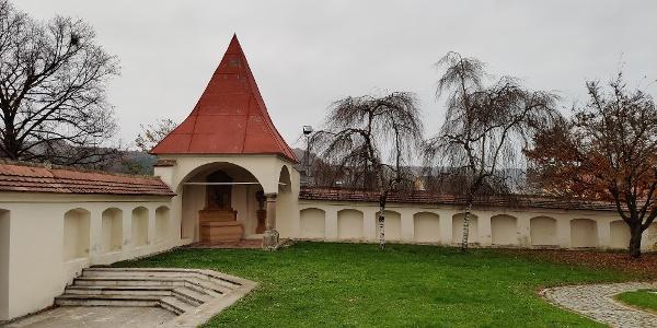 St. Stefan/Rosental - Kirchhof