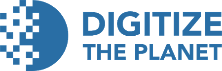 Logo Digitize the Planet e.V.