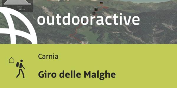 Trekking in Carnia: Giro delle Malghe