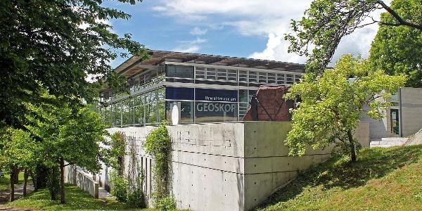 Urweltmuseum GEOSKOP, Außenansicht