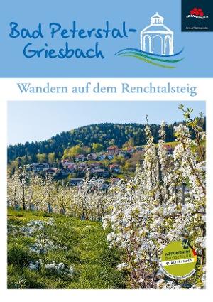 Broschüre Renchtalsteig