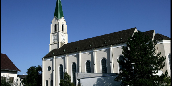 Pfarrkirche Dornbirn-Hatlerdorf