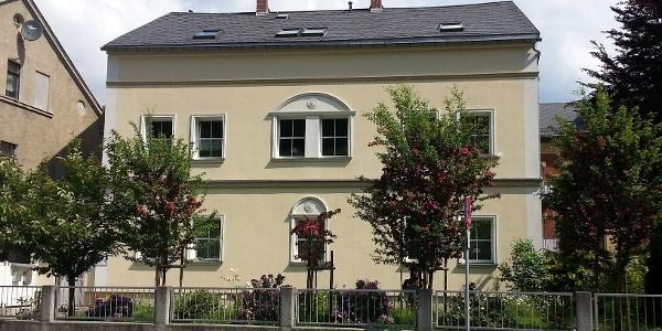 Außenansicht Haus Spranger