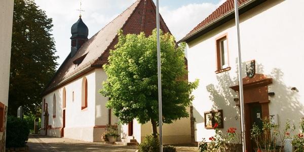 Kirche St. Valentin Mertesheim