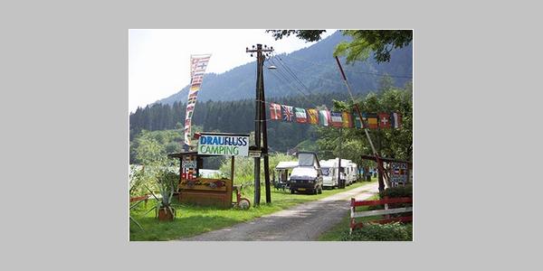 Camping Draufluss