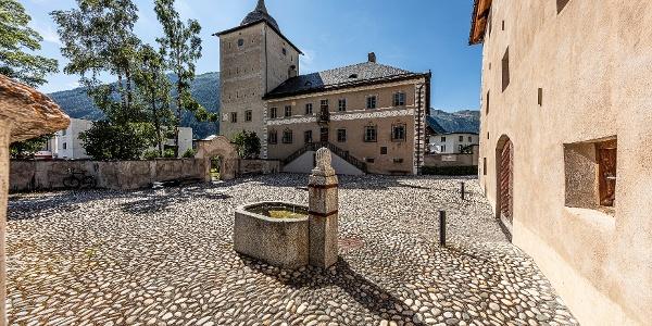 Schloss Planta von Wildenberg