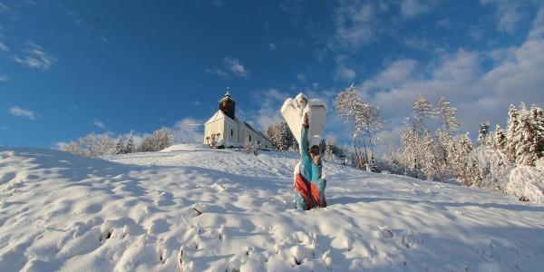 Josefiberg mit Josefikirche