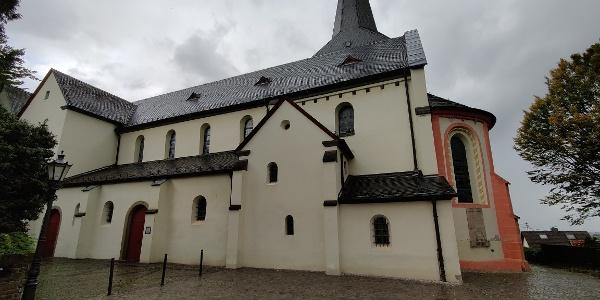 Walberberg - St. Walburgis