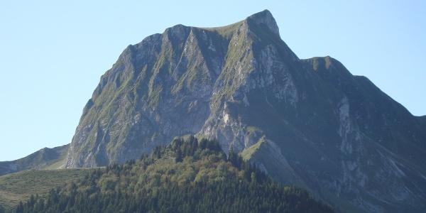 Der Gantrisch (2176 m).