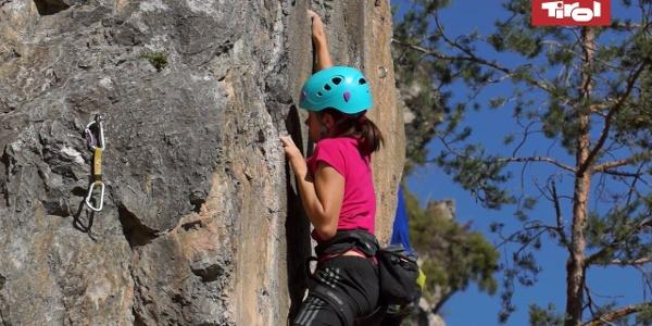 Kletterunterricht für Kinder - Das kletternde Klassenzimmer in Tirol Gurgltal - Region Imst