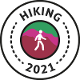Hiking 2021 200 km