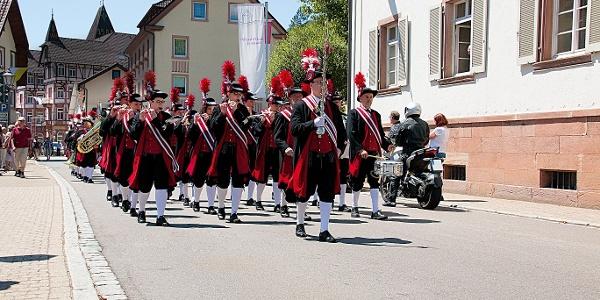 Fronleichnam in Bad Peterstal-Griesbach