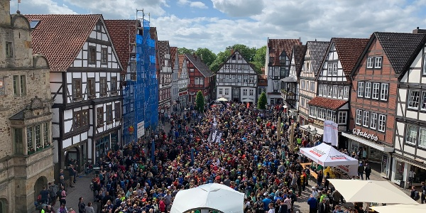 Rinteln Marktplatz_Start