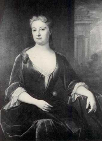 Gräfin Johanne Sophie