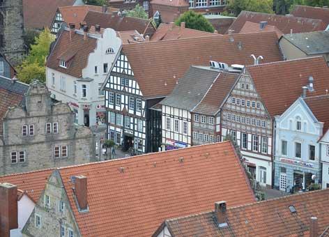 Weserrenaissance in Stadthagen