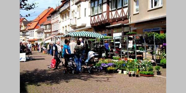 Lange Straße Uslar