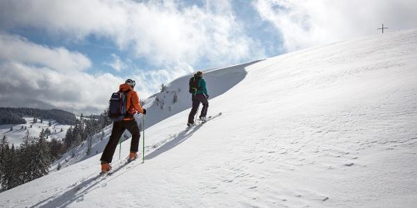 Aufstieg auf das Herzogenhorn