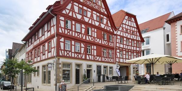 Cafe Müller, Marktplatz Eppingen